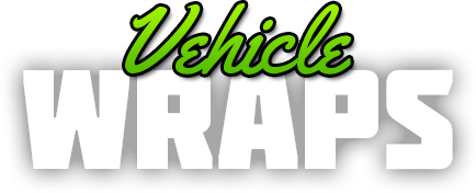 Our vehcile wraps, car wraps, auto wraps, tow truck wraps, van wraps, and bus wraps by Bombshell Graphics.