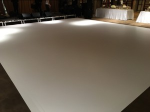 wrapped-white-floor - Bombshell Graphics