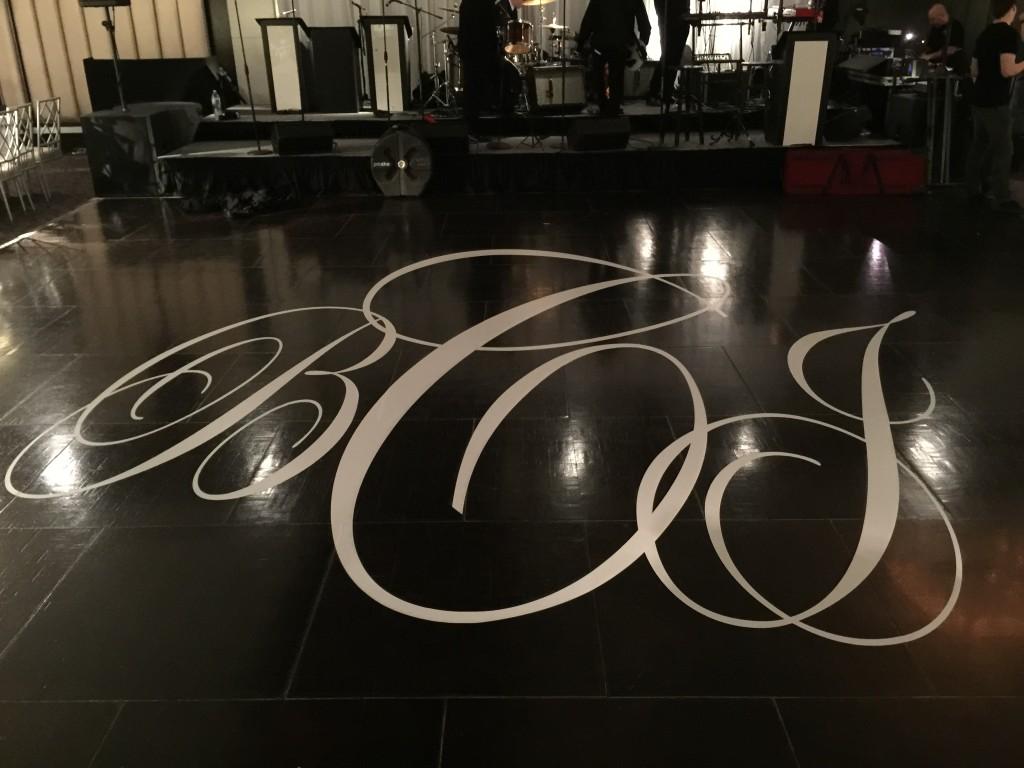 Custom Dance Floor Printing - Bombshell Graphics