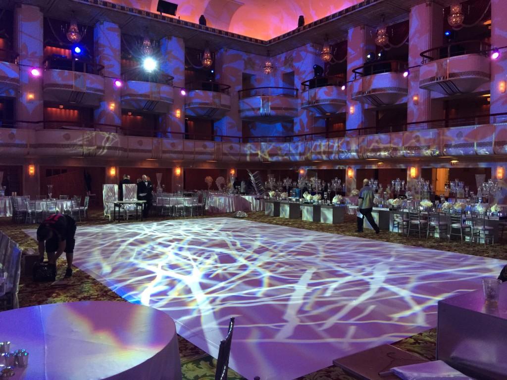 Dance Floor Printing - Bombshell Graphics - Waldorf