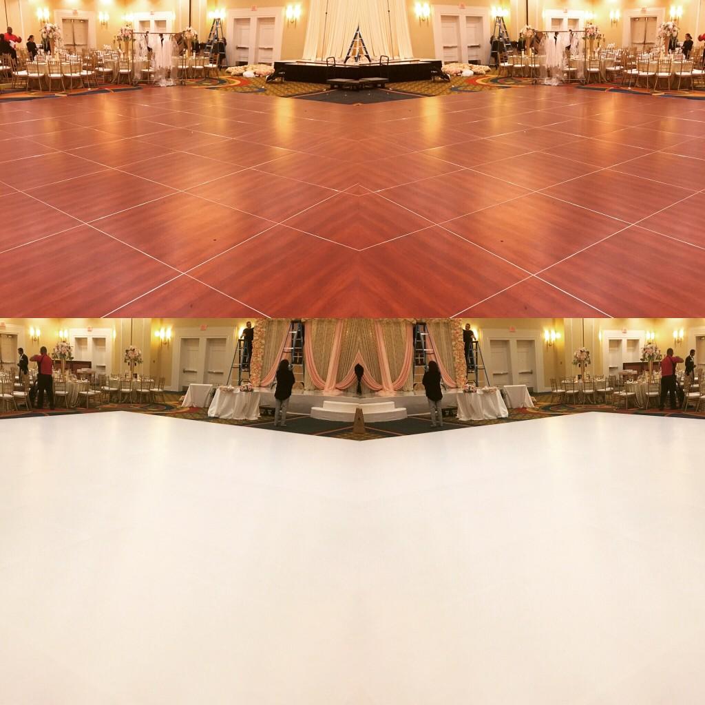 Dance Floor Wraps - Bombshell Graphics